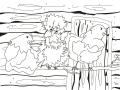 Chickens-by-Shirlei-Barnes