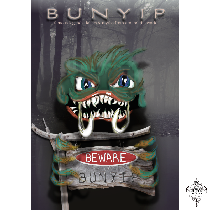 Bunyip – Fables and Illustrations